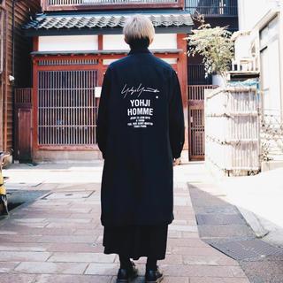 ヨウジヤマモト(Yohji Yamamoto)のYohji Yamamoto スタッフコート(トレンチコート)