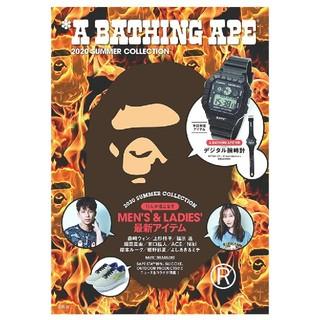 アベイシングエイプ(A BATHING APE)のA BATHING APE® 2020 SUMMER COLLECTION(腕時計(デジタル))