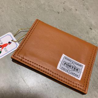 ポーター(PORTER)のポーター カードケース(名刺入れ/定期入れ)