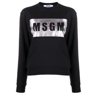 エムエスジイエム(MSGM)の新品タグ付き MSGM 2020春秋 新作 スウェット(トレーナー/スウェット)