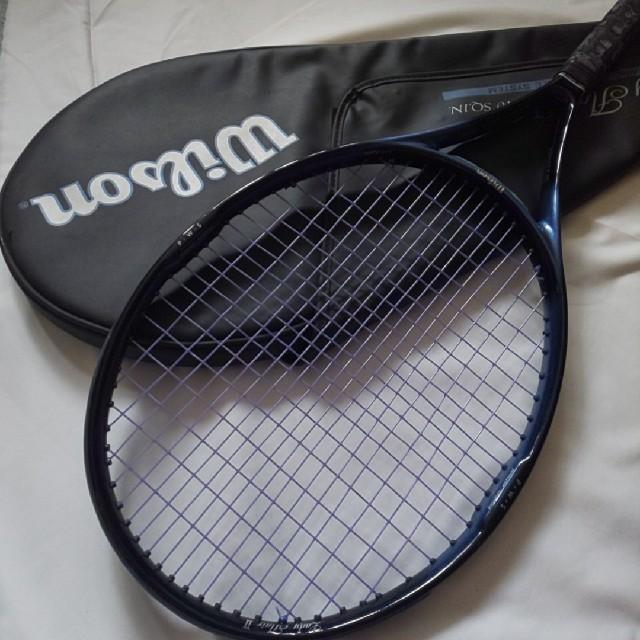 wilson(ウィルソン)の硬式テニスラケット スポーツ/アウトドアのテニス(ラケット)の商品写真