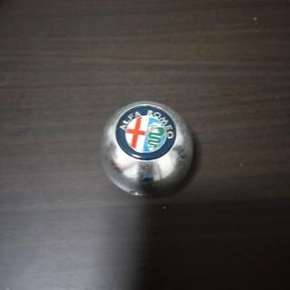 アルファロメオ(Alfa Romeo)のアルファ・ロメオ シフトノブ(車内アクセサリ)