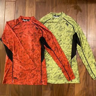 トライチ(寅壱)の寅一インナー2点セット(Tシャツ/カットソー(七分/長袖))
