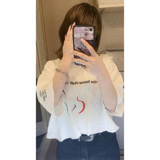 チャンピオン(Champion)のused Tシャツ(Tシャツ(半袖/袖なし))