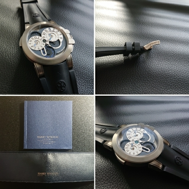 HARRY WINSTON(ハリーウィンストン)の828様 専用 メンズの時計(腕時計(アナログ))の商品写真