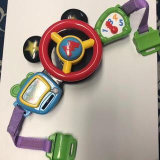 ディズニー(Disney)のディズニーベビーカーおもちゃ(ベビーカー用アクセサリー)