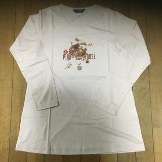 ピンクハウス(PINK HOUSE)のピンクハウス長袖Tシャツ  週末お値下げ(Tシャツ(長袖/七分))