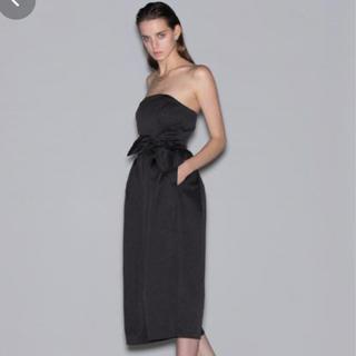 ラグナムーン(LagunaMoon)のラグナムーン ブラックパンツドレス (その他ドレス)