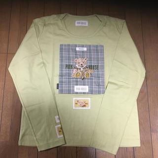 ピンクハウス(PINK HOUSE)のピンクハウスの長袖Tシャツ  週末お値下げ(Tシャツ(長袖/七分))