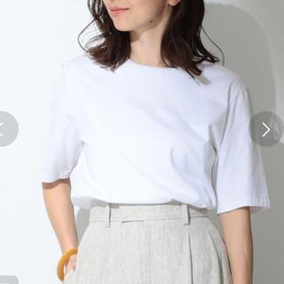 デミルクスビームス(Demi-Luxe BEAMS)のATON Tシャツ(Tシャツ(半袖/袖なし))