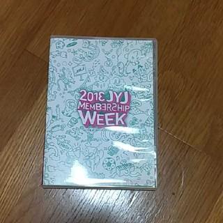 ジェイワイジェイ(JYJ)のJYJ DVD☆MEMBER SHIP WEEK 2013(その他)
