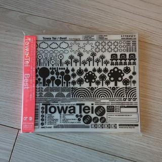 【初回盤美品】テイ・トウワ「ベスト」Towa Tei(クラブ/ダンス)