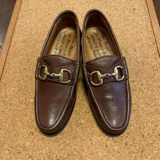 エンツォボナフェ(ENZO BONAFE)のエンツォボナフェ ビットローファー 36(ローファー/革靴)