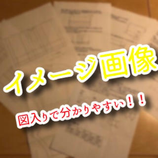 オリジナル立体マスク型紙 レシピ★(型紙/パターン)
