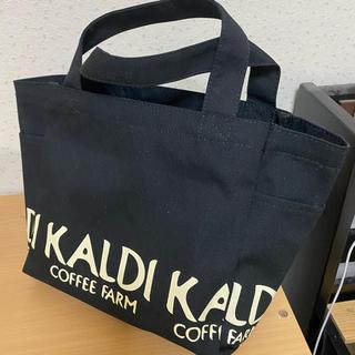 カルディ(KALDI)のKALDI トートバッグ(ハンドバッグ)