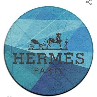 エルメス(Hermes)のエルメスノベルティ マット(フロアマット)