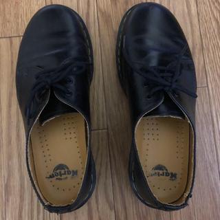 ドクターマーチン(Dr.Martens)のドクターマーチン 1461 3ホール 黒 UK6.5 US7.5 25.5センチ(ブーツ)