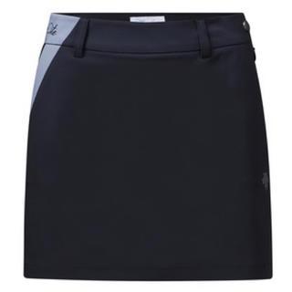 デサント(DESCENTE)の☆DESCENTE GOLF☆新品/正規/タグ付き Hラインインナー付スカート (ウエア)