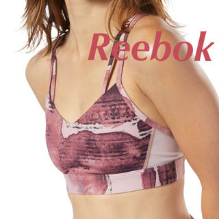 リーボック(Reebok)の【新品未使用】リーボック ストラッピー ミディアムブラ M(ブラ)