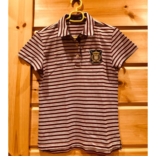 ニジュウサンク(23区)のポロシャツ 半袖 150 23区(Tシャツ/カットソー)