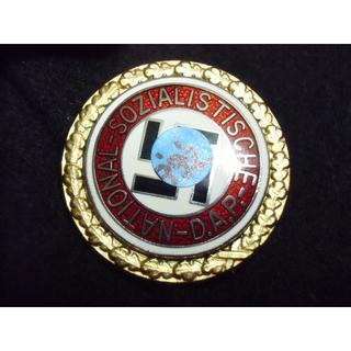 ドイツ*NSDAP高級党員章(COPY/複製品)(襟章)