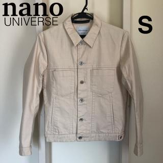 ナノユニバース(nano・universe)のnano universe コットンジャケット Gジャン型(Gジャン/デニムジャケット)