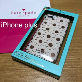 ケイトスペードニューヨーク(kate spade new york)の新品 ケイトスペードニューヨーク iPhoneケース(モバイルケース/カバー)