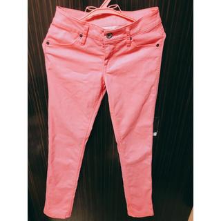 ウエストウッドアウトフィッターズ(Westwood Outfitters)のウエストウッドアウトフィッターズ  パンツ ピンク(デニム/ジーンズ)