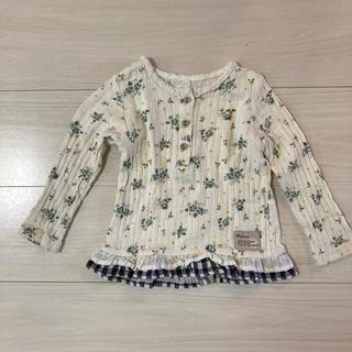 ビケット(Biquette)のビケット 長袖トップス 90(Tシャツ/カットソー)