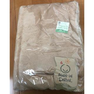 純オーガニックコットン ベビー毛布(毛布)