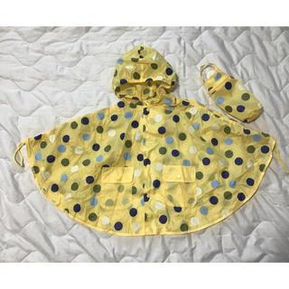 hakka baby - ハッカキッズ ハッカベビー レインコート カッパ サイズ85-96