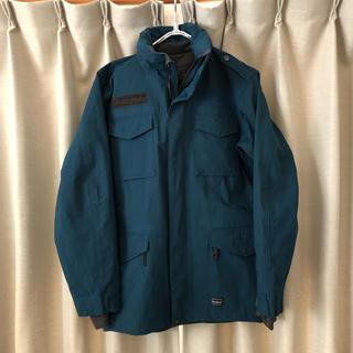 GOLDWIN - 14/15 BlueBlood BL FIELD JACKET Lサイズ