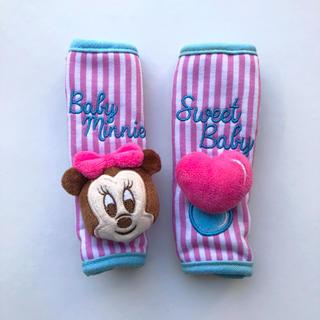 ディズニー(Disney)のベビーカー用アクセサリー *ミニーマウス*(ベビーカー用アクセサリー)