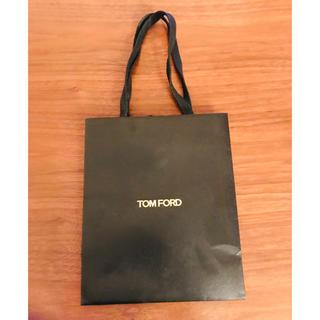 トムフォード(TOM FORD)のTOMFORD トムフォード ショップ袋(ショップ袋)