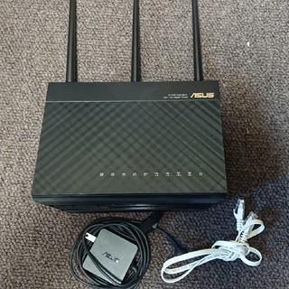 エイスース(ASUS)のASUS RC-AC68U ルーター(PC周辺機器)