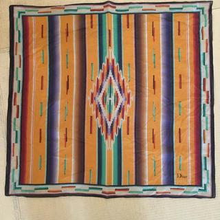 ディオール(Dior)のスカーフ(バンダナ/スカーフ)