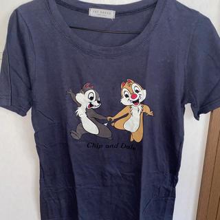 チップアンドデール(チップ&デール)の訳あり ディズニー チップアンドデール Tシャツ(Tシャツ(半袖/袖なし))