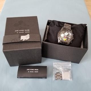 ジャムホームメイドアンドレディメイド(JAM HOME MADE & ready made)のJAM HOME MADE ミッキー 腕時計(腕時計(アナログ))