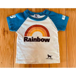 ラブラドールリトリーバー(Labrador Retriever)のラブラドール kidsTシャツ100cm(Tシャツ/カットソー)