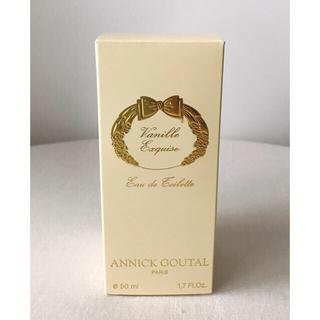 アニックグタール(Annick Goutal)のアニック グタール バニラエクスキュース オードトワレ 50ml(香水(女性用))
