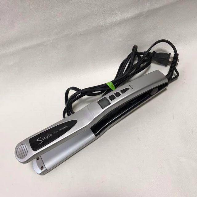 【送料込み】TESCOM ヘアアイロン EPS20 90度〜130度 スマホ/家電/カメラの美容/健康(ヘアアイロン)の商品写真