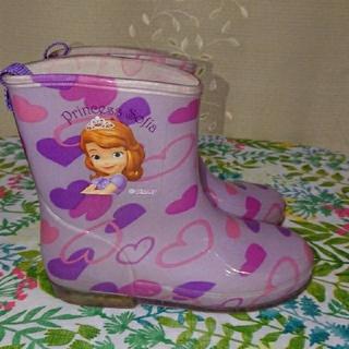 ディズニー(Disney)のディズニー ソフィア 長靴 (長靴/レインシューズ)