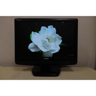 トウシバ(東芝)の【送料無料】東芝REGZA 19A3500 液晶テレビTO743(テレビ)