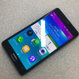 ギャラクシー(Galaxy)の ドコモ GALAXY Note Edge  SC-01G ブラック ジャンク(スマートフォン本体)