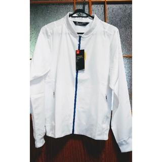 アンダーアーマー(UNDER ARMOUR)のスポーツジャケット レディースL☆新品未使用(ナイロンジャケット)