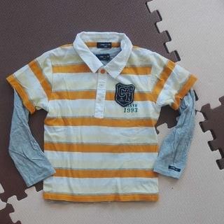 コムサイズム(COMME CA ISM)のコムサイズム ポロシャツ 120㎝(Tシャツ/カットソー)