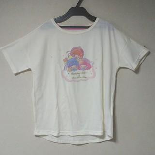 シマムラ(しまむら)のカードキャプターさくら✖️キキララ Tシャツ クリーム色 サイズM しまむら(キャラクターグッズ)
