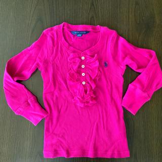 POLO RALPH LAUREN - ポロラルフローレン 長袖の薄い洋服 サイズ110cm