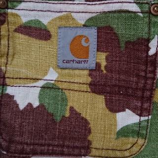 カーハート(carhartt)のCarharttカーゴパンツ【サイズ26×30】 (ワークパンツ/カーゴパンツ)
