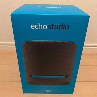 エコー(ECHO)のAmazon echo studio(スピーカー)